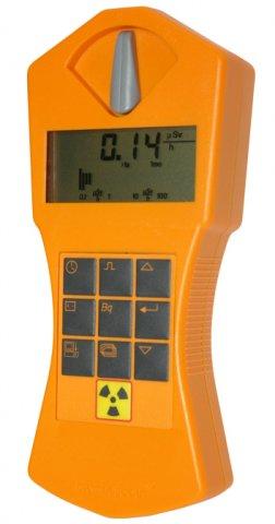 Sugárzás mérés